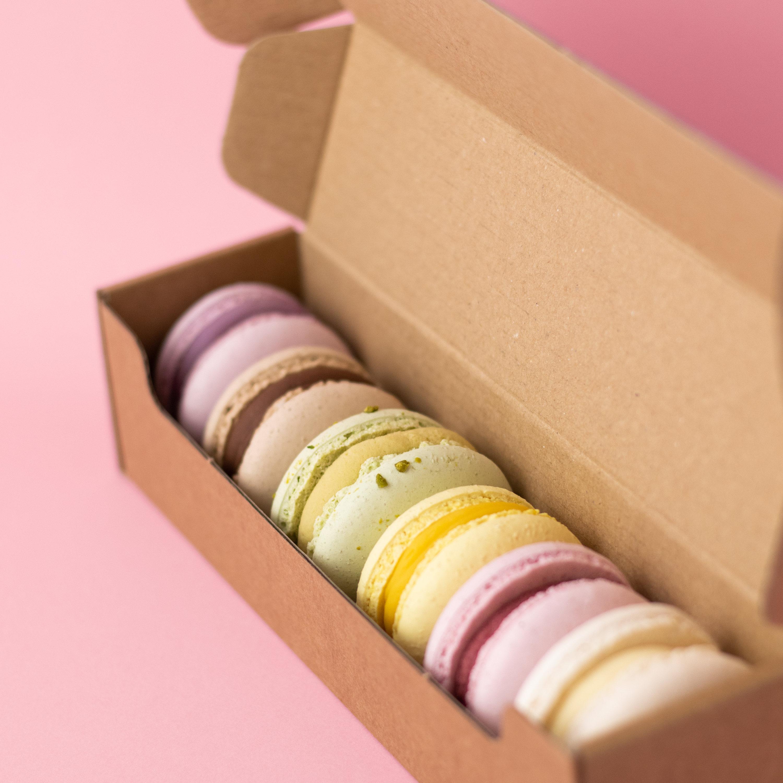 Macaron 6er Box