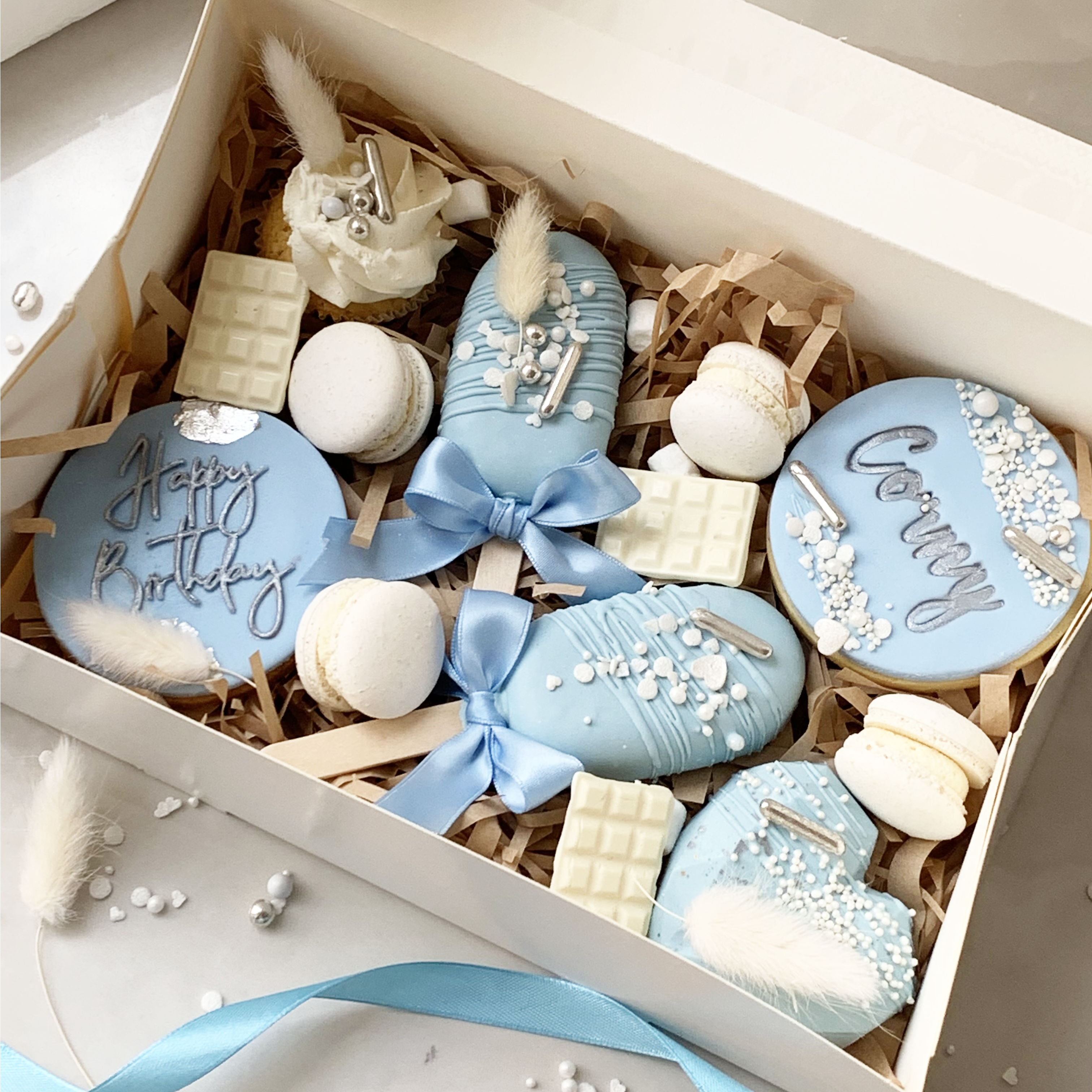 """Happy Birthday"" Box"
