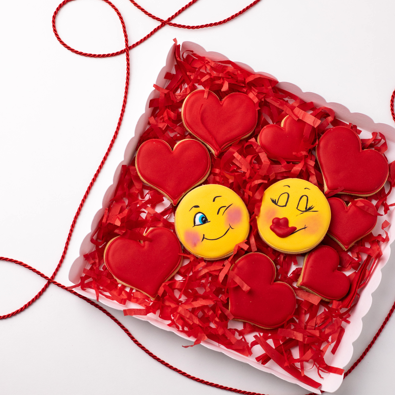 Smiley  Love Set - AUSVERKAUFT